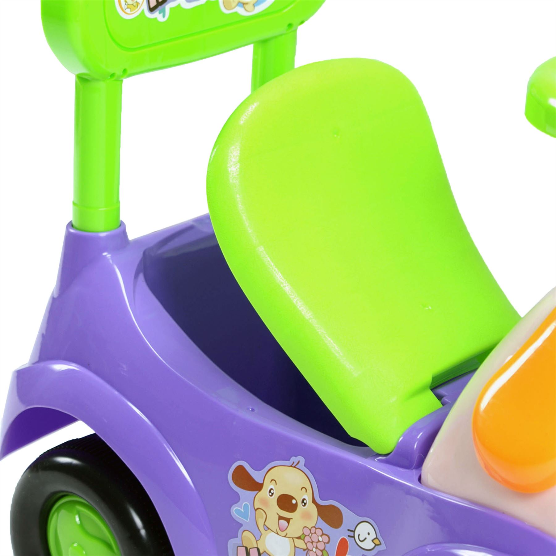 baby toddlers ride on push along car truck
