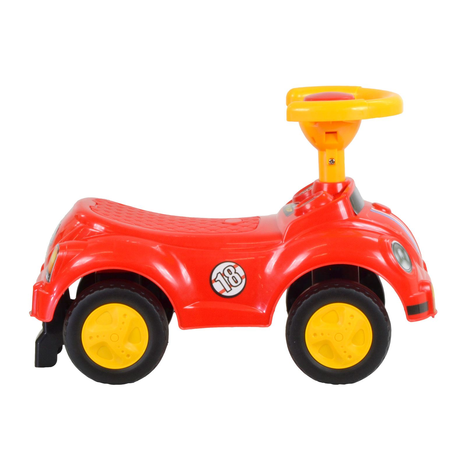 kids toddlers ride on push sports along bug