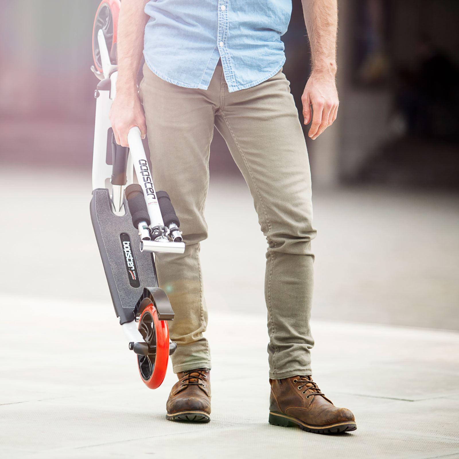 Indexbild 2 - Bopster Sport Pro - Erwachsene Rapid Faltbar Urban Kick Pendler Scooter -