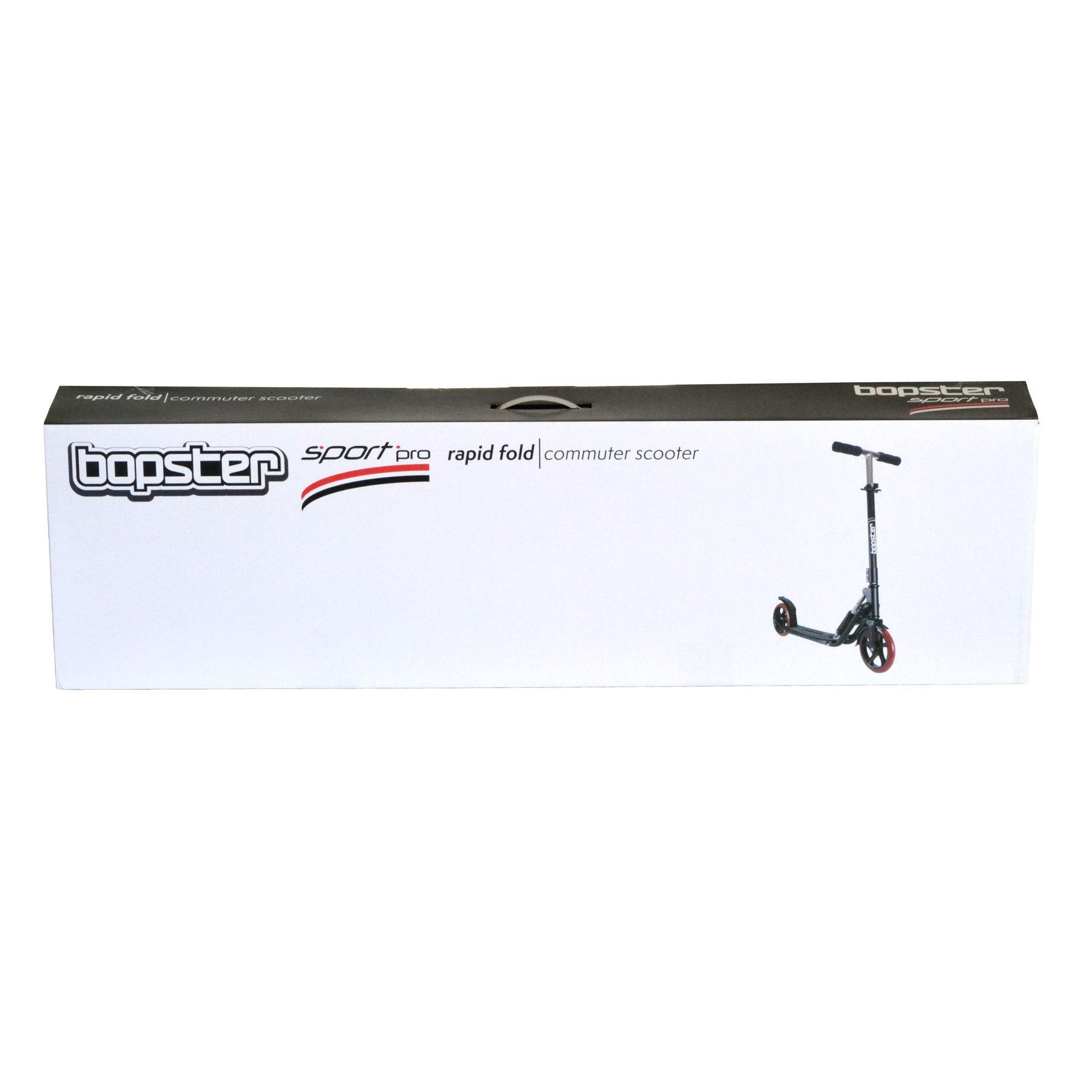 Bopster Sport Sport Sport Pro - Adult Folding Scooter 2ea11b