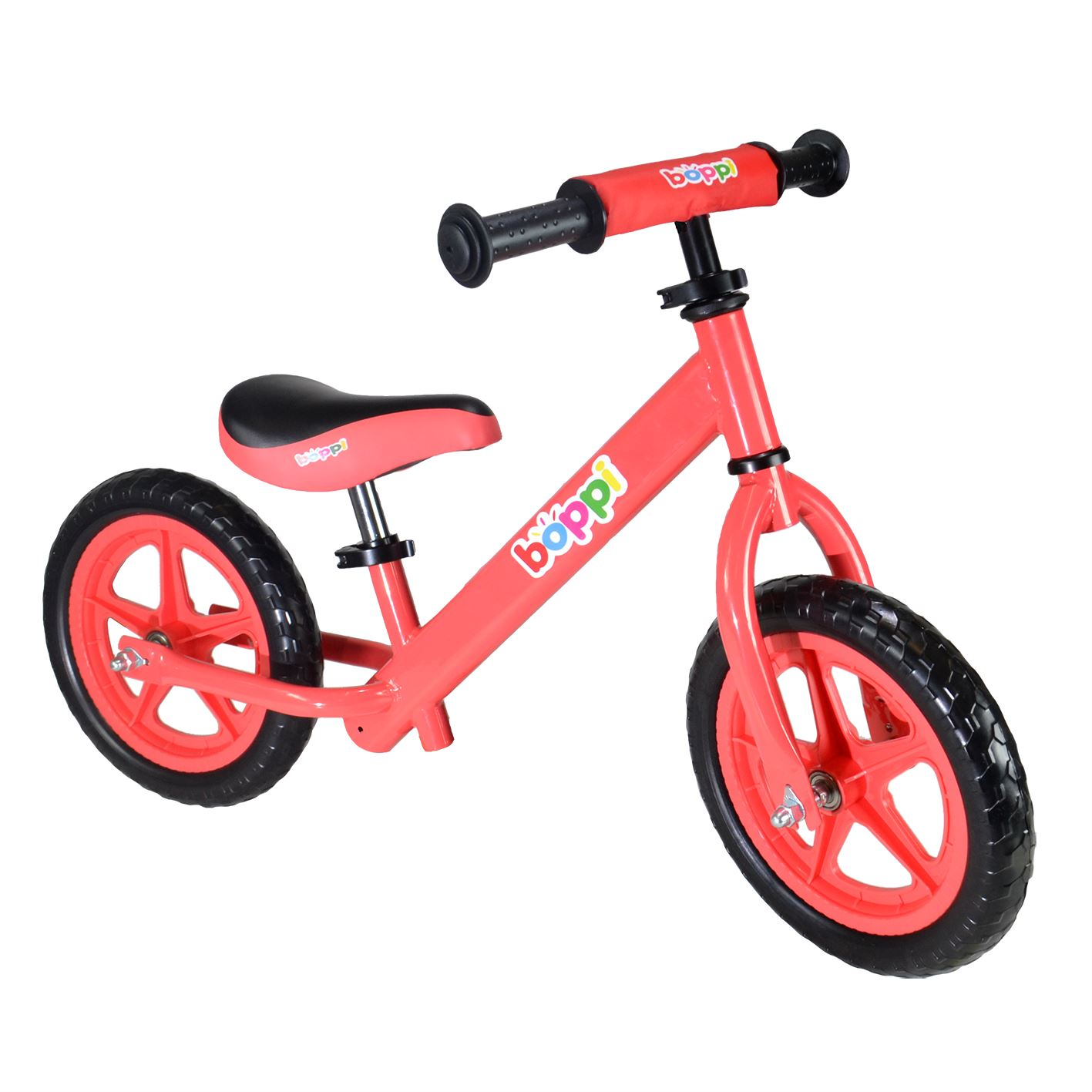 Boppi Childrens Kids Balance Bike Metal Boys Girls Kids