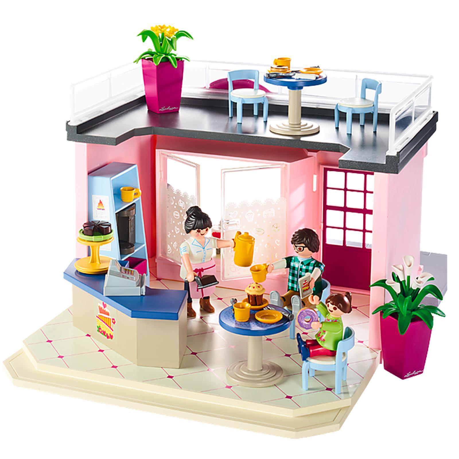 playmobil 70015 city life  my café 4008789700155  ebay