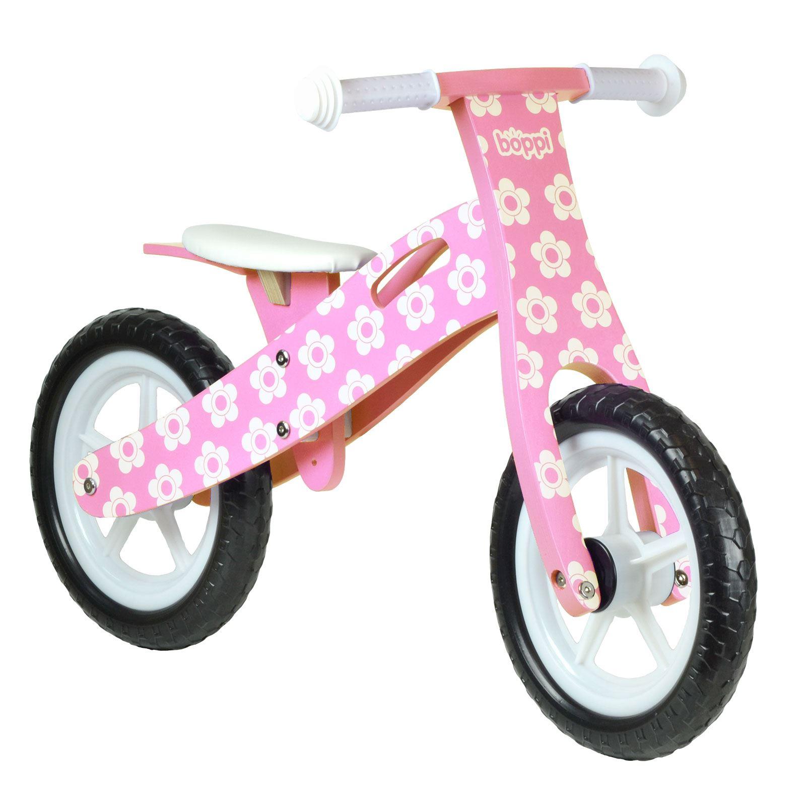 Boppi Children S Wooden Balance Bikes 2 5 Years Ebay