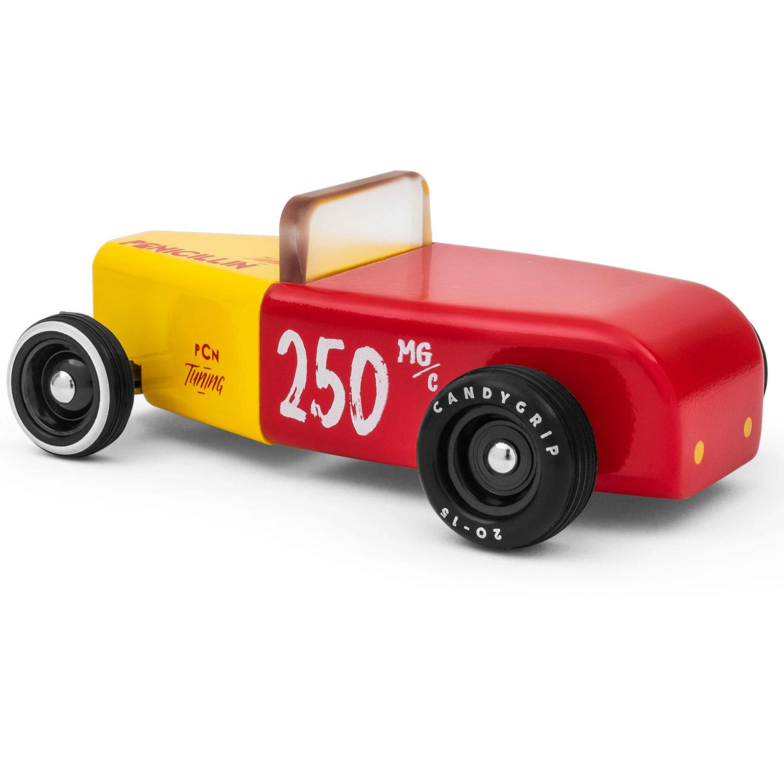 Candylab Wooden Toy Car Diecast American Classic Vintage Collectable New /& Boxed