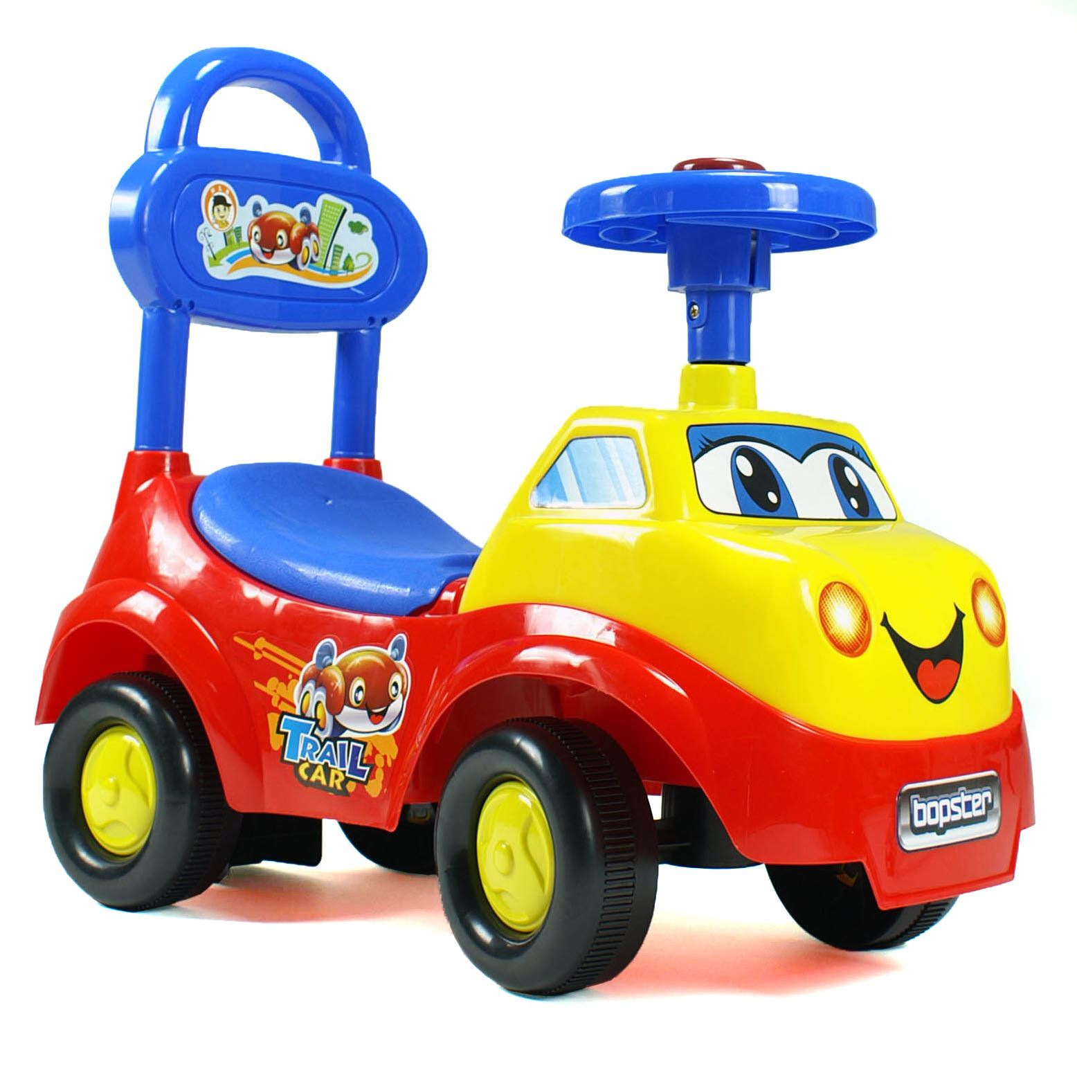 baby toddlers ride on push along car truck childrens kids toy new ebay. Black Bedroom Furniture Sets. Home Design Ideas