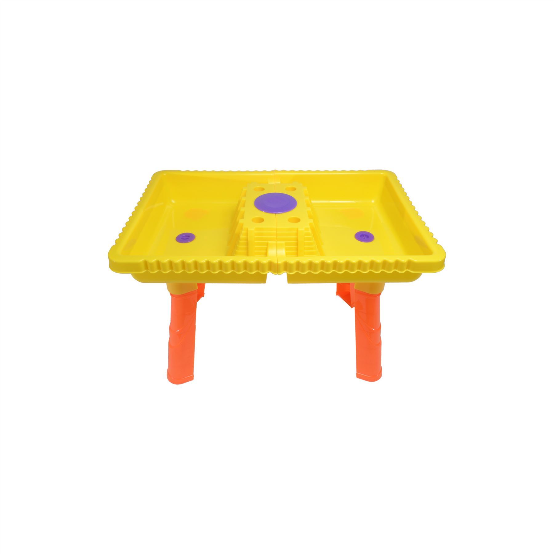 Castle Sand and Water Table set with 2 seats and 10 pieces 9809 5