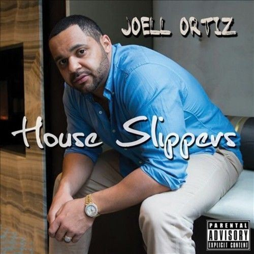 House Slippers by Joell Ortiz - CD Album Damaged Case