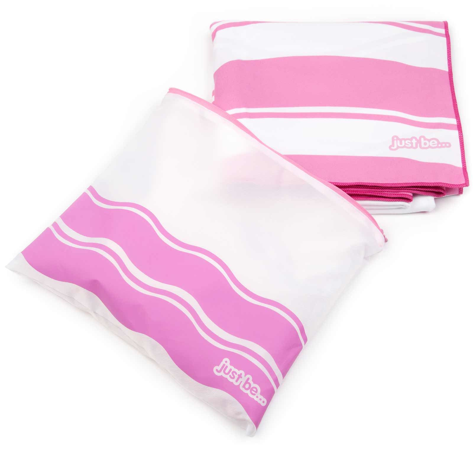 thumbnail 36 - Compact Large Quick Dry Microfibre Beach Towel with Travel Bag Camping Yoga Swim