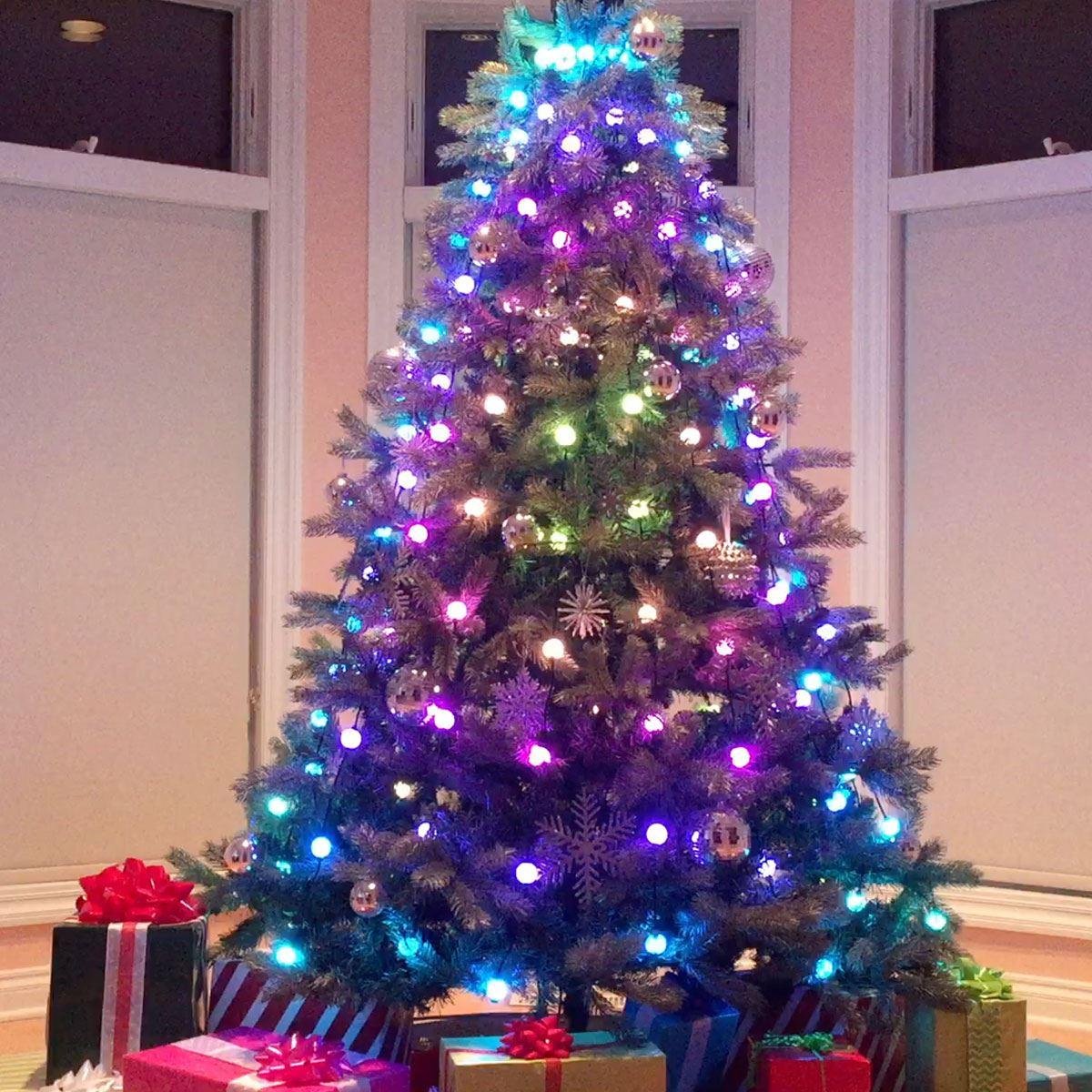 Starter 80 Animated Christmas Tree GlowBalls Light Show By ...