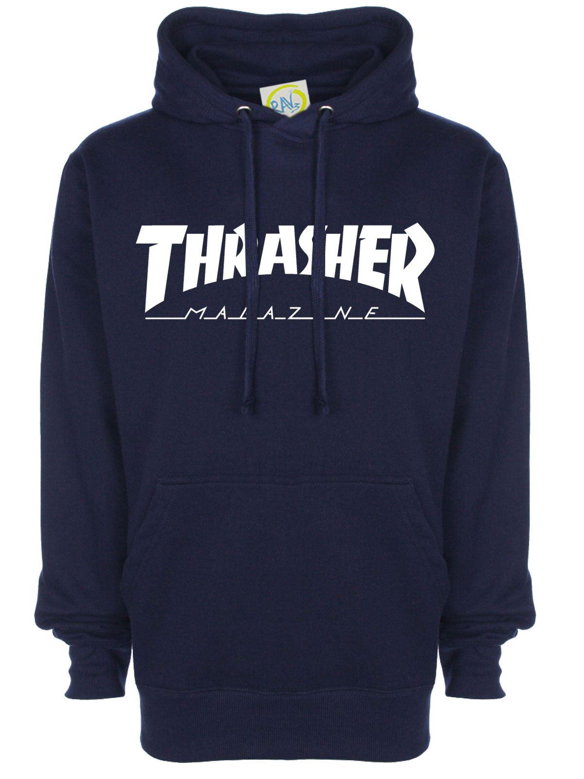 c4a7fd66c0ff 2018 Men Women Kids Hip-hop Hoodie Basic Skateboard Thrasher Sweatshirts  Sweater