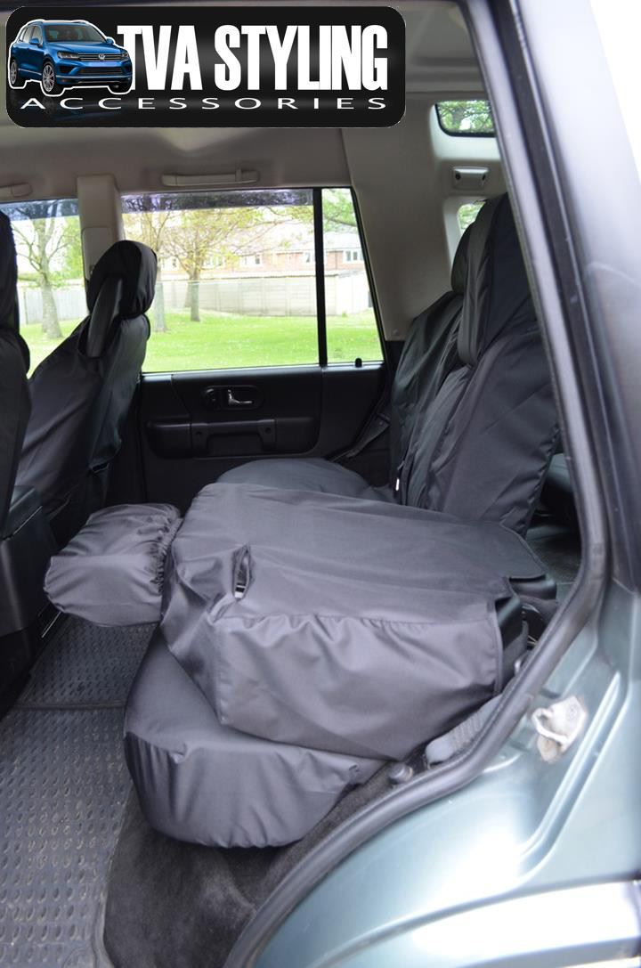 Coprisedili AUTO VOLKSWAGEN VW t6 15-8-Sedili Nero Transporter già riferimento riferimento