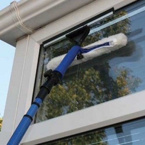 Telescopic Window Cleaner Kit Pole 3 5m Cleaning Equipment