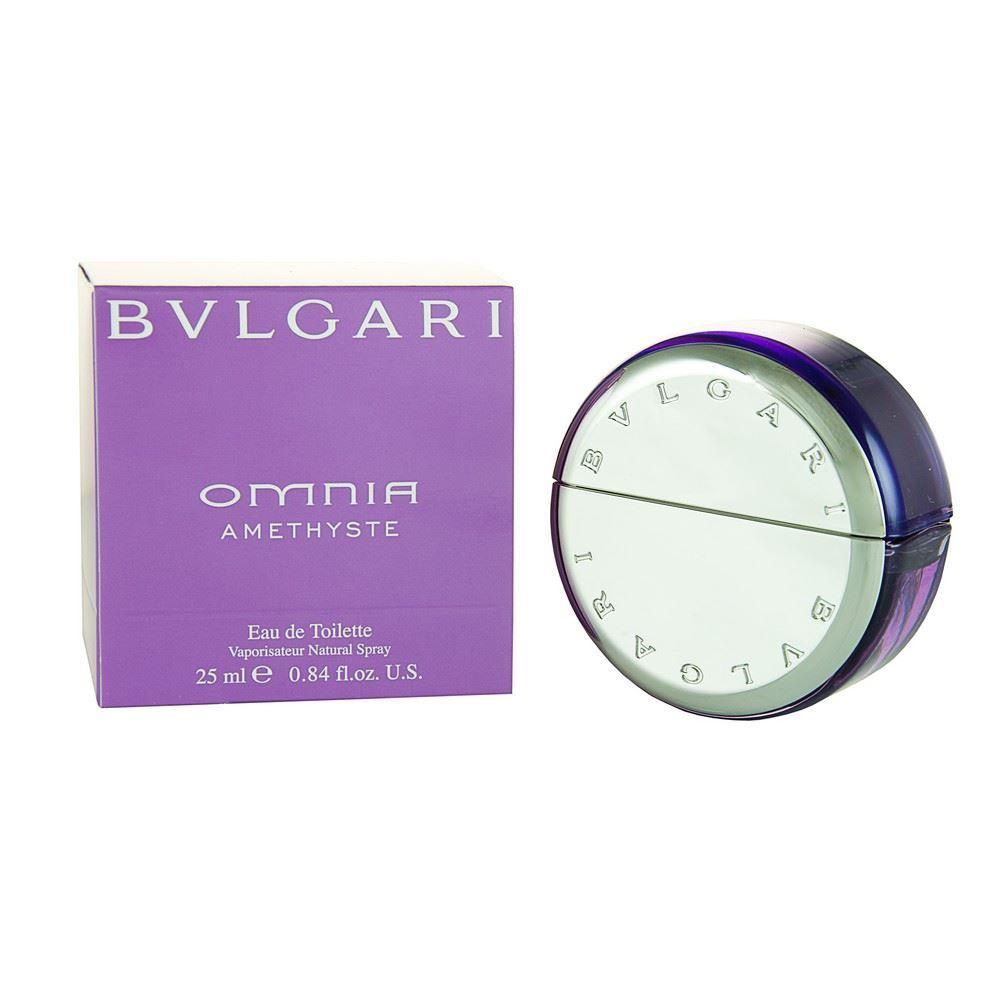 Bulgari Omnia Amethyste Edt 25ml Spray 783320952081 Ebay Bvlgari 65 Ml Non Box