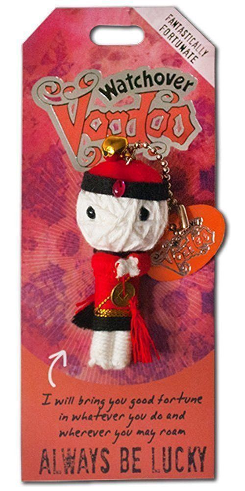Watchover Voodoo Doll All Varieties Christmas Personal Vintage Gift Collectible