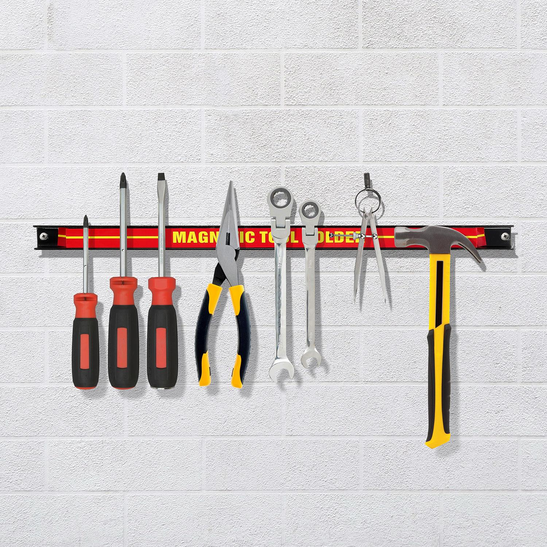 Wall mounted tool organiser dcf610s2