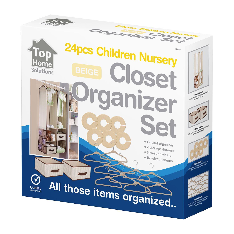kids hanging closet organizer. Perfect Closet 24pcChildrenKidsBabyNurseryHangingClosetWardrobe Inside Kids Hanging Closet Organizer H