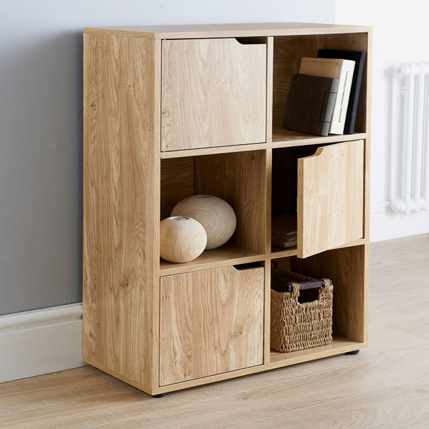 4 6 9 Wooden Cube Storage Unit Display Shelves Cupboard