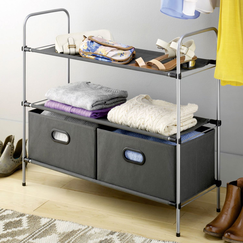 amazon chrome trinity com kitchen organizer closet home dp organiser expandable