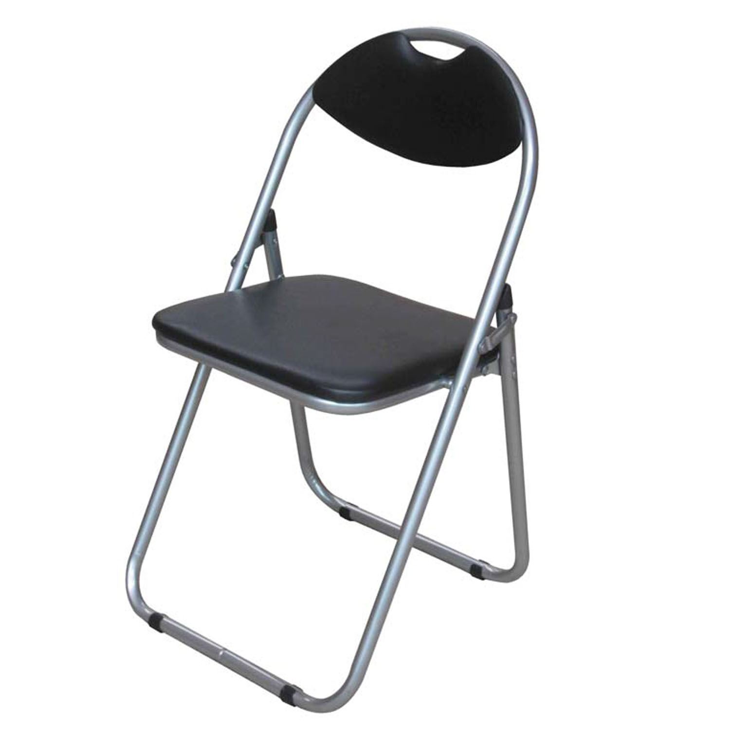 Folding fice Reception Padded Desk Chairs Foldable Chair Easy