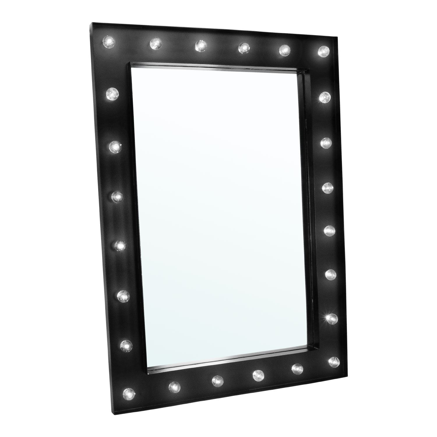 large vanity mirror with light hollywood makeup mirror wall mounted lighted new ebay. Black Bedroom Furniture Sets. Home Design Ideas