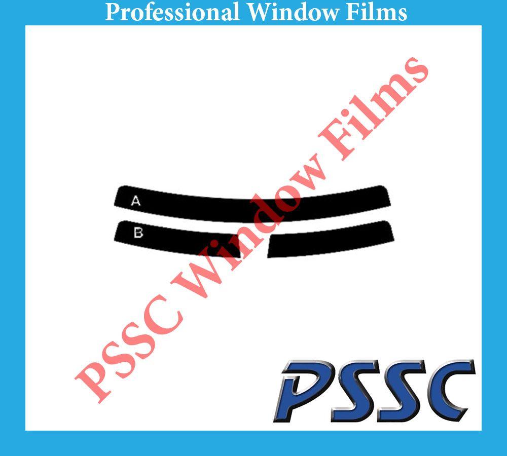 PSSC Pre Cut Car Window Tint Films for Citroen Berlingo 2019-Current Rear Windows 5/%