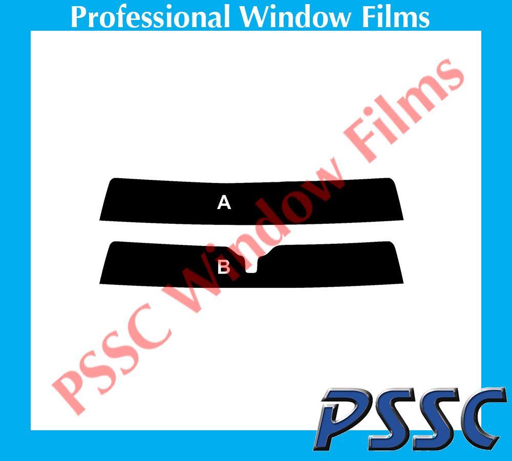 PSSC pré coupé sun strip voiture film de fenêtre opel corsa 5 portes berline 2001-2006