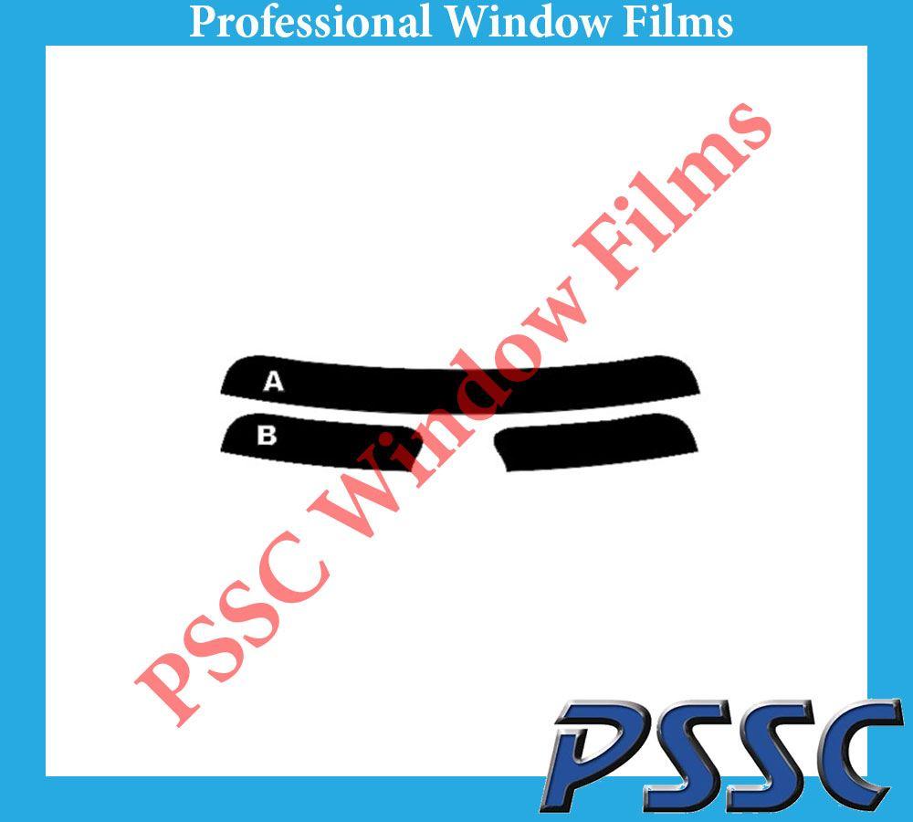 PSSC Pre Cut Rear Car Window Films Mercedes A Class 5 Door Hatch 2012 to 2017 35/% Medium Tint