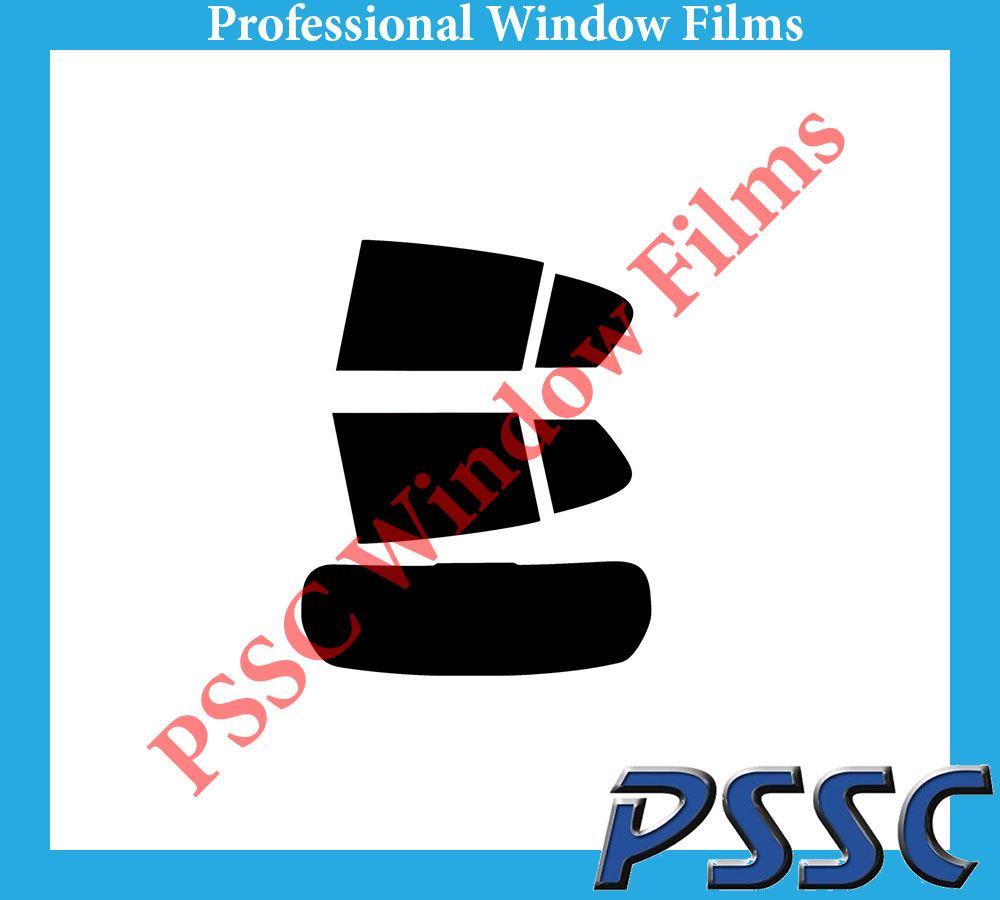PSSC pré coupe arrière voiture fenêtre films-bmw 1 série 5 porte berline 2004 à 2011