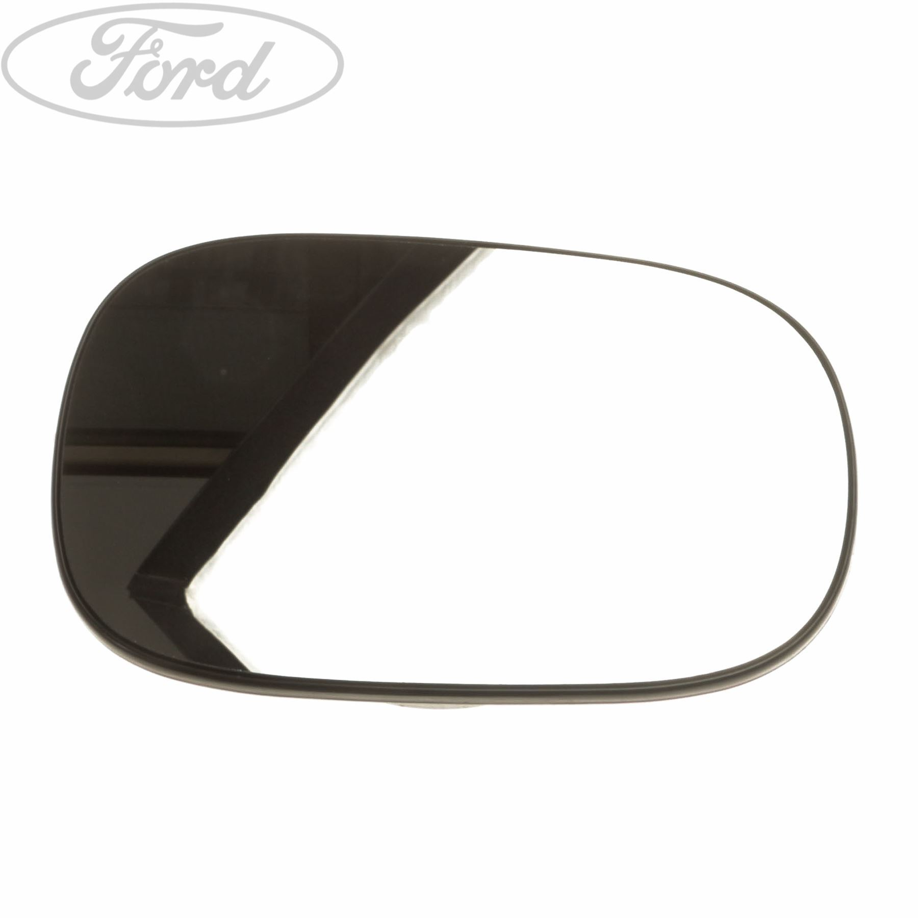 Ford Ka Mk1 1996-2009 Wing Mirror Glass N//S Passenger Side Left
