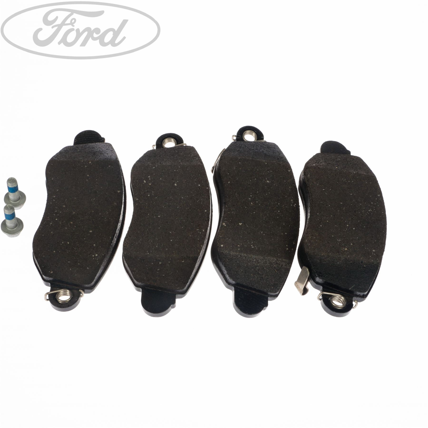 Genuine Ford Transit Mk6 Motorcraft Front Brake Pad Set 2000 2006 Fuse Box 1465166