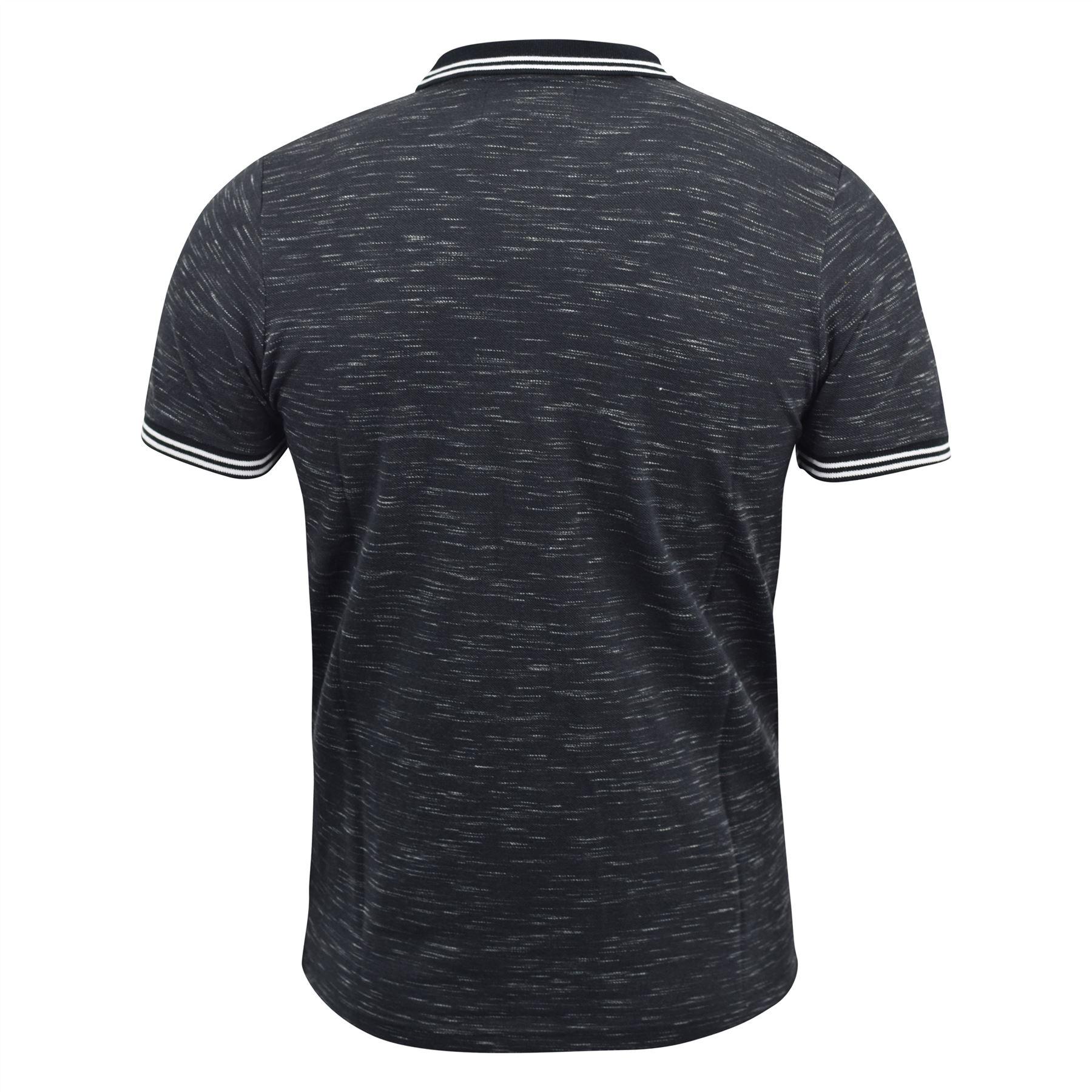 Mens-Polo-Shirt-kangol-Short-Sleeve-T-Shirt-Top-Jack thumbnail 3