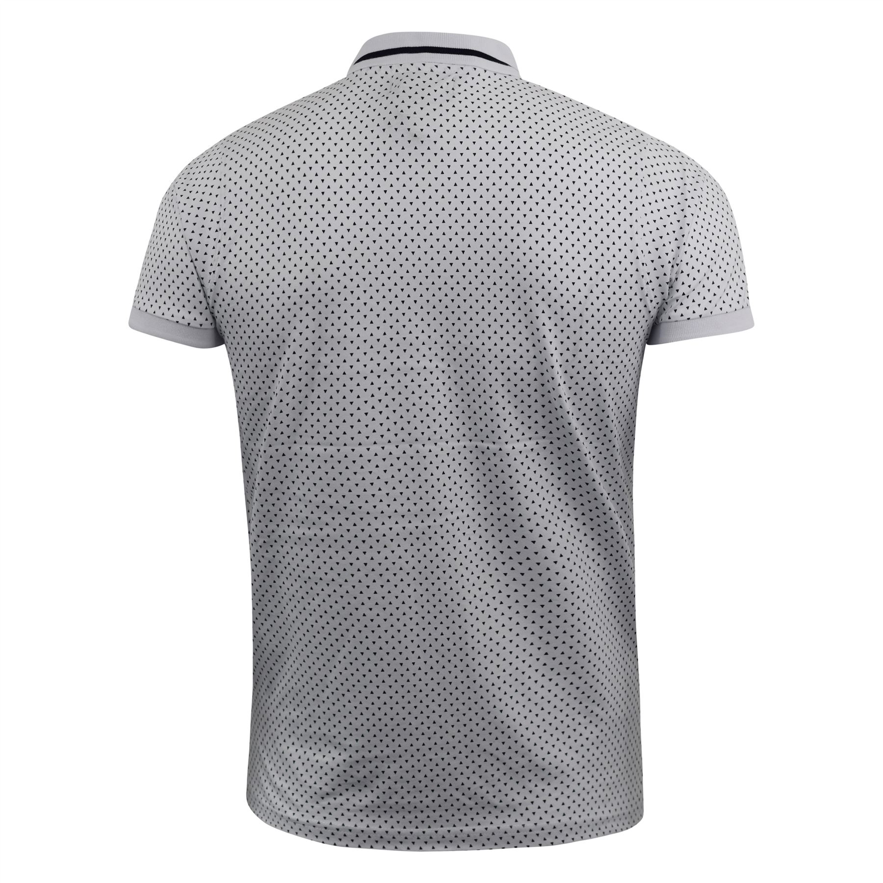 Mens-Polo-Shirt-kangol-Short-Sleeve-T-Shirt-Top-Saint thumbnail 7