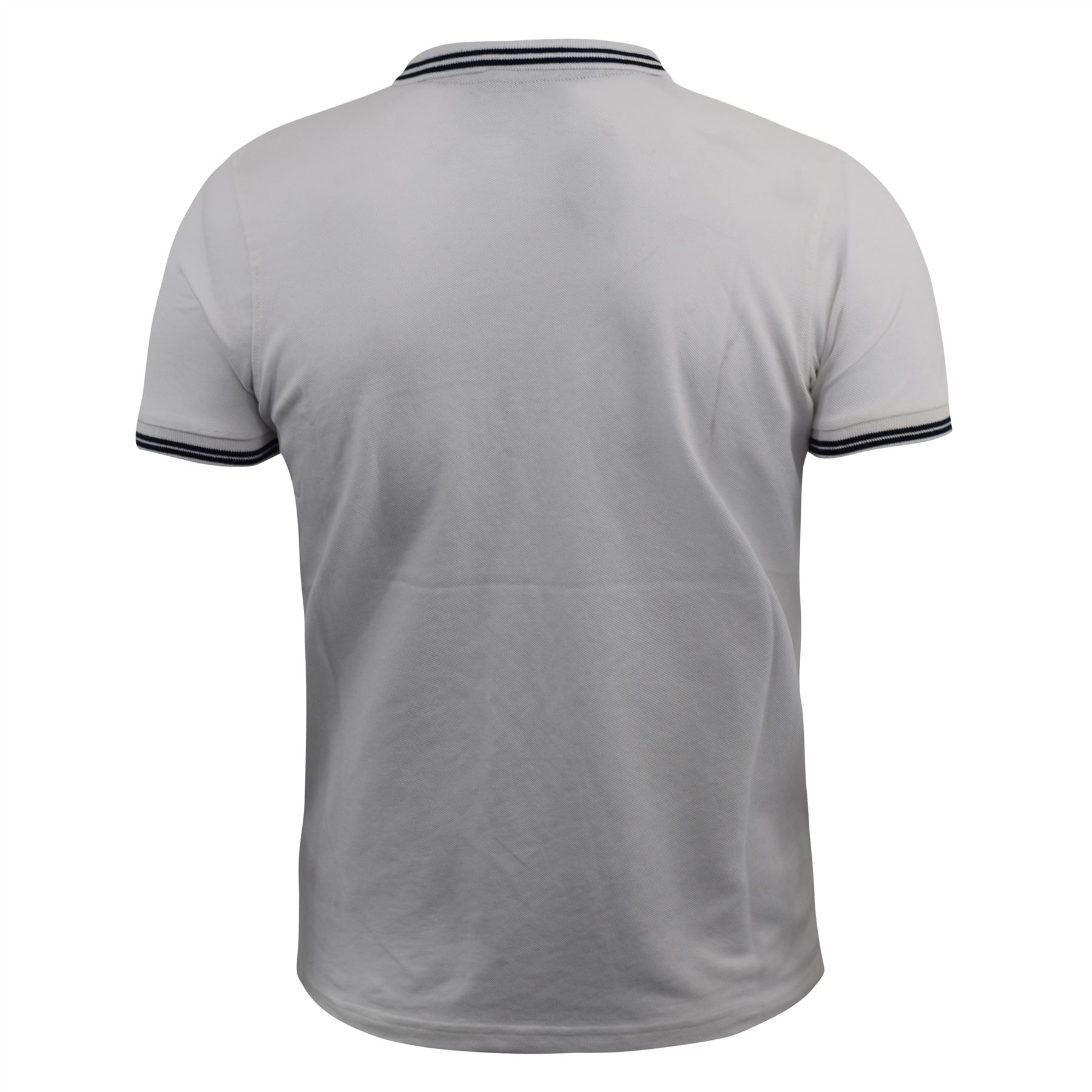 Mens-Polo-Shirt-kangol-Short-Sleeve-T-Shirt-Top-Rumi thumbnail 7