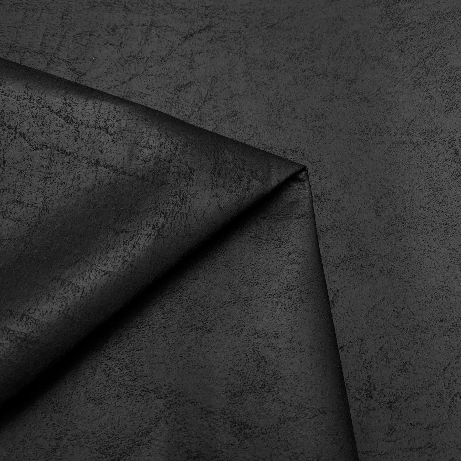 thumbnail 16 - AGED BROWN DISTRESSED ANTIQUED SUEDE FAUX LEATHER LEATHERETTE UPHOLSTERY FABRIC