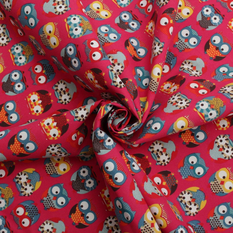thumbnail 13 - 100% Heavy Cotton Panama Printed Childrens Curtain Cushion Upholstery Fabric