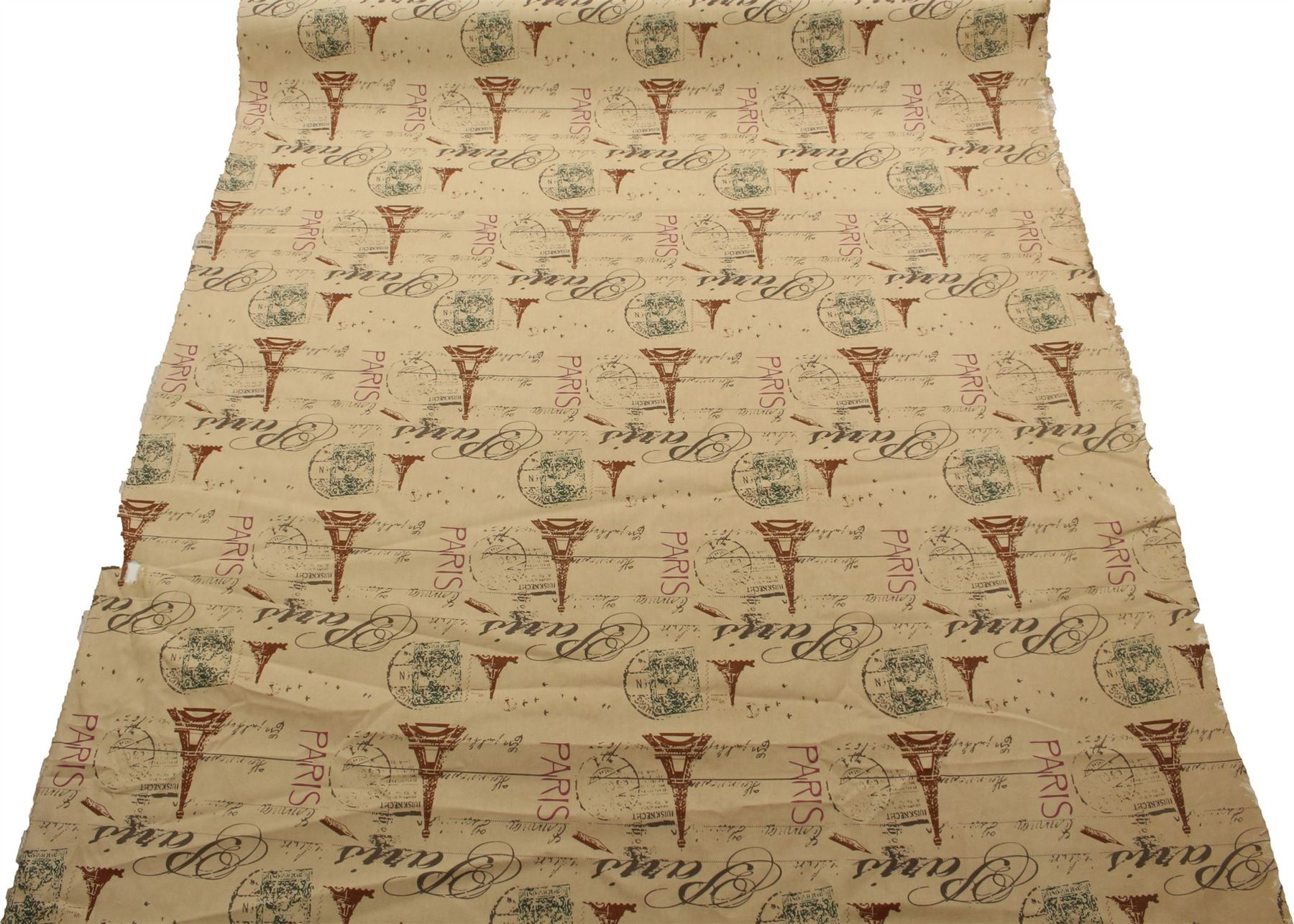 thumbnail 71 - 100% Heavy Cotton Panama Printed Childrens Curtain Cushion Upholstery Fabric