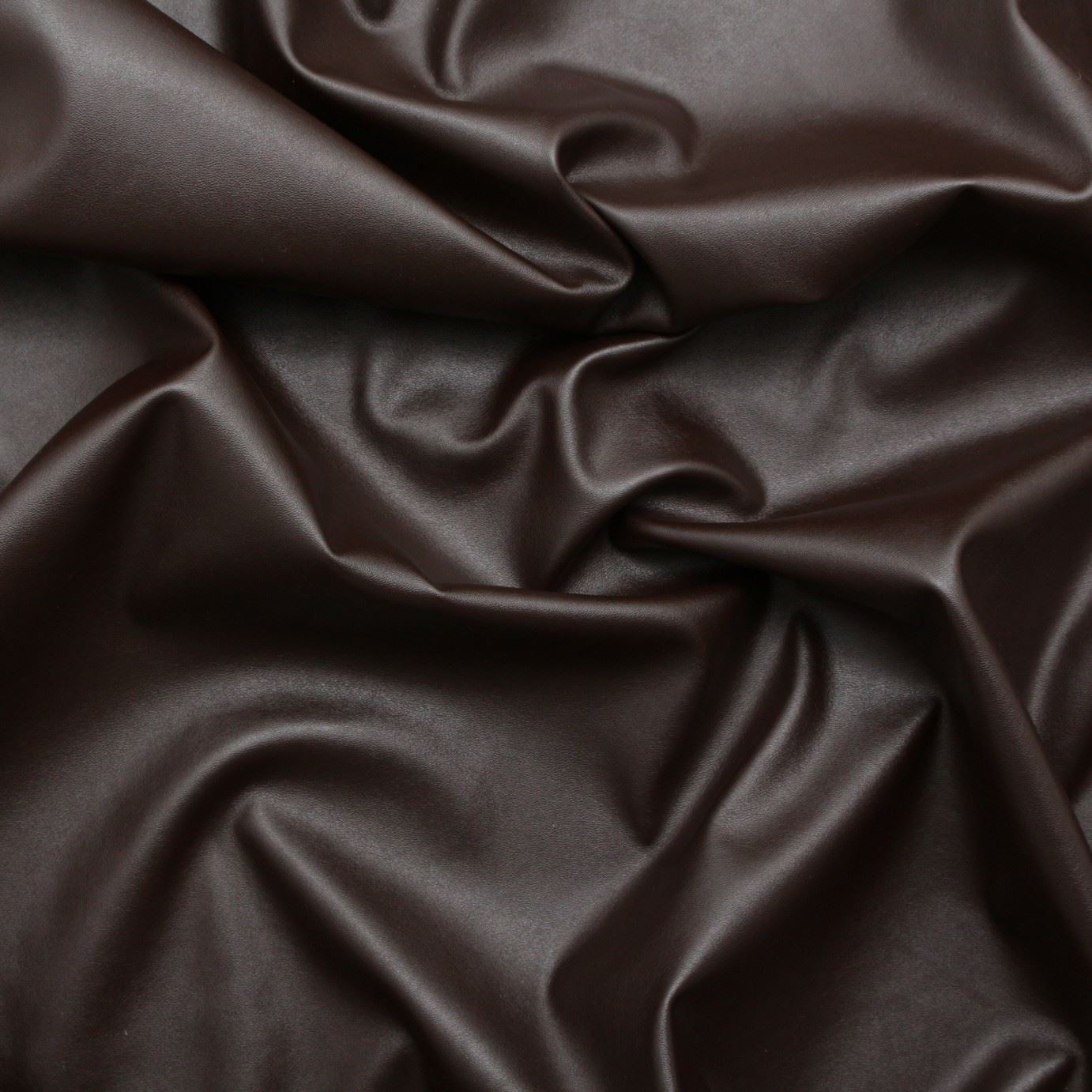 thumbnail 7 - Faux Leather Dress Making Clothing Leatherette Lycra Stretch Fabric PVC Material