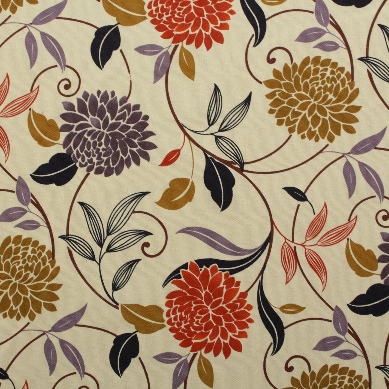 thumbnail 42 - 100% Heavy Cotton Panama Printed Childrens Curtain Cushion Upholstery Fabric