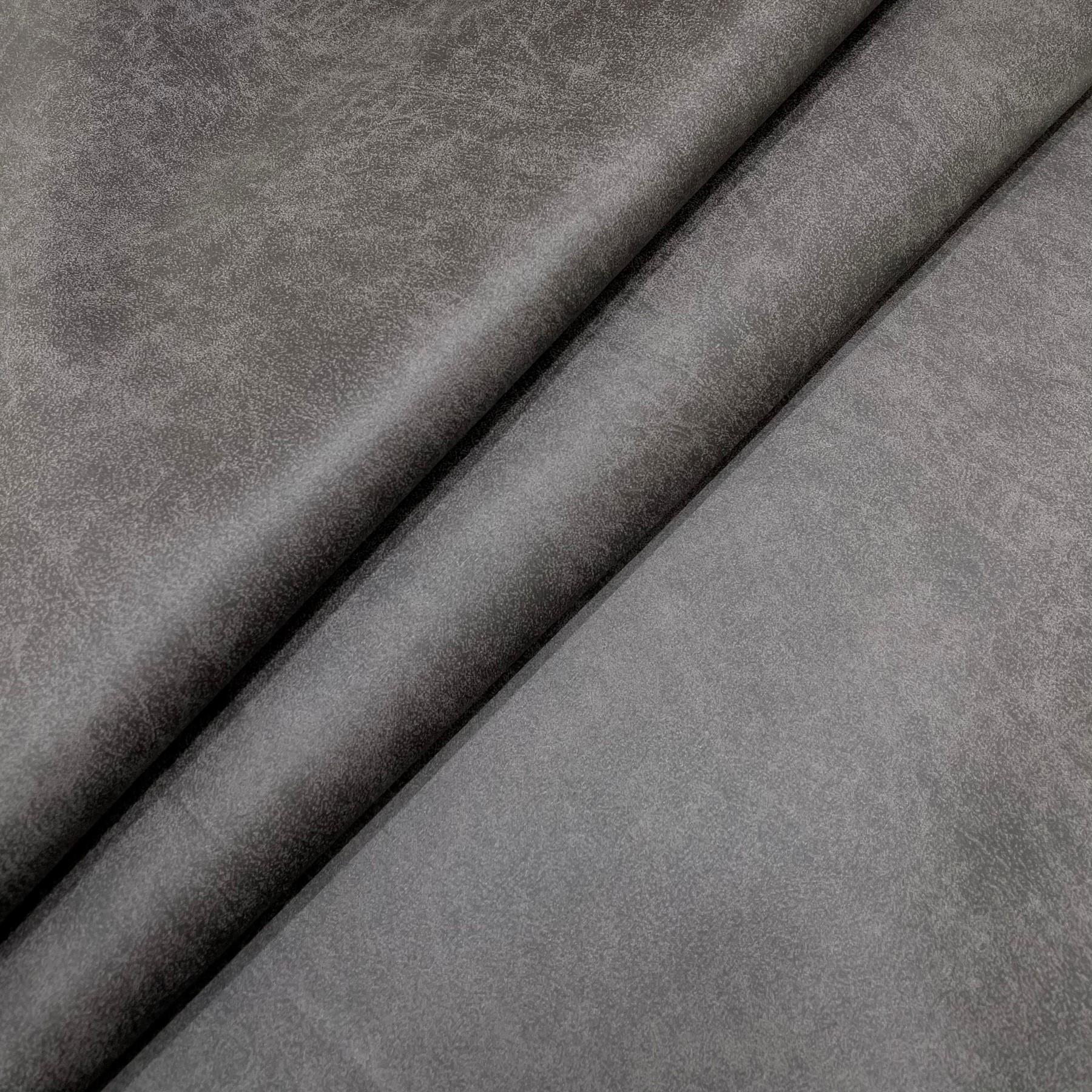 thumbnail 40 - AGED BROWN DISTRESSED ANTIQUED SUEDE FAUX LEATHER LEATHERETTE UPHOLSTERY FABRIC