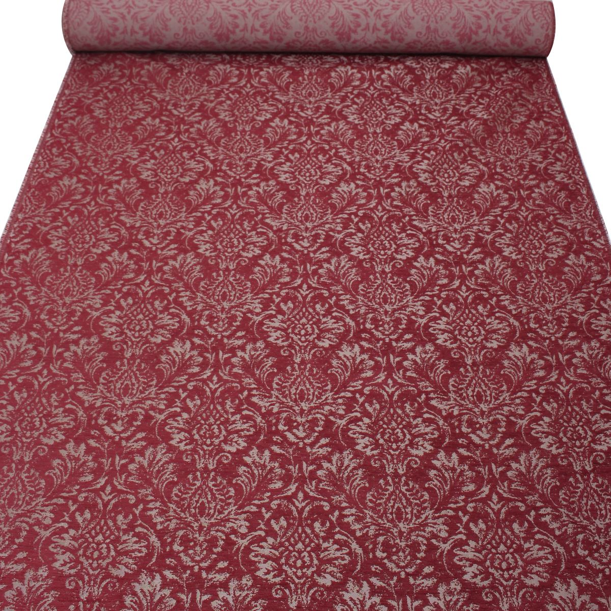 Velvet Chenille Fabric Sofa: Brilliance Damask Slubbed Vintage Velvet Chenille Woven
