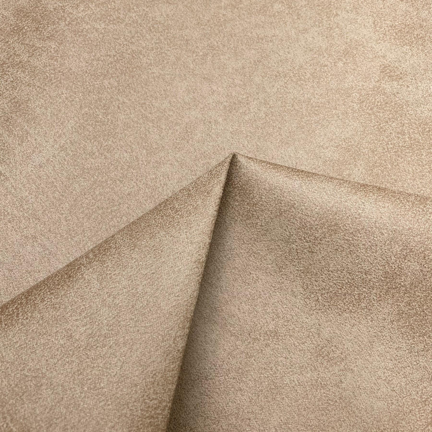 thumbnail 9 - AGED BROWN DISTRESSED ANTIQUED SUEDE FAUX LEATHER LEATHERETTE UPHOLSTERY FABRIC