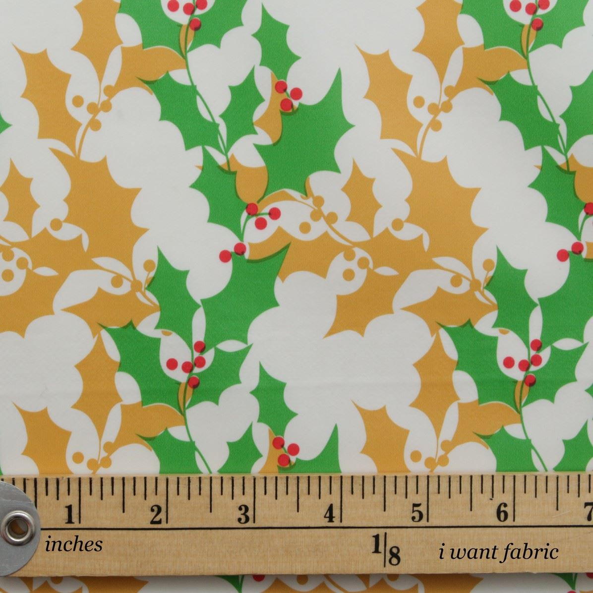 thumbnail 14 - CHRISTMAS PVC OILCLOTH VINYL FABRIC XMAS KITCHEN TABLE WIPECLEAN TABLECLOTHS