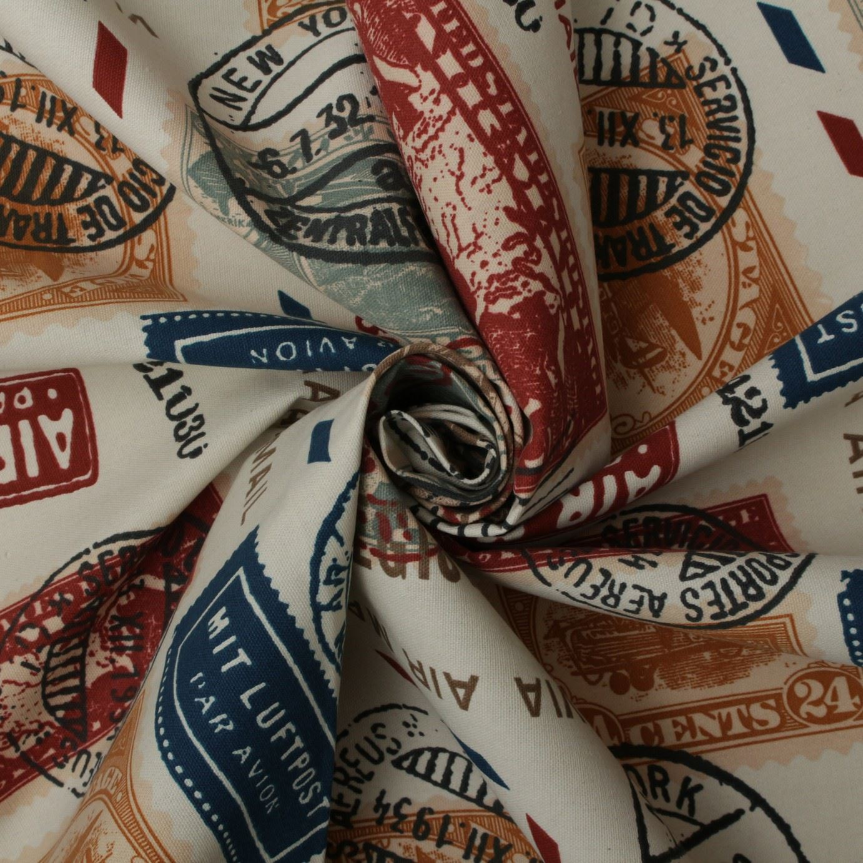 thumbnail 37 - 100% Heavy Cotton Panama Printed Childrens Curtain Cushion Upholstery Fabric