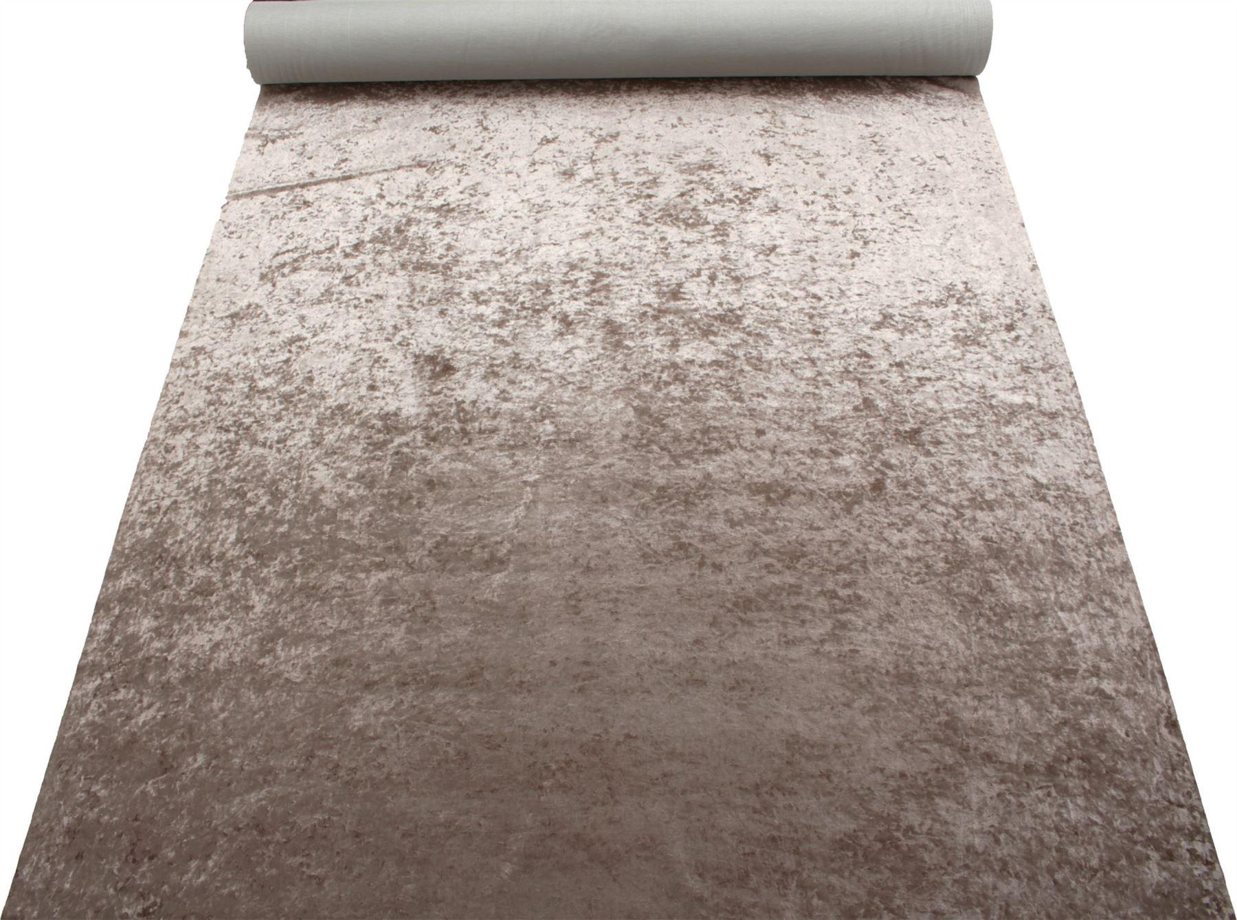 thumbnail 10 - Marble Velour Crushed Velvet Plush Soft Furnishing Curtain Cushion Fabric