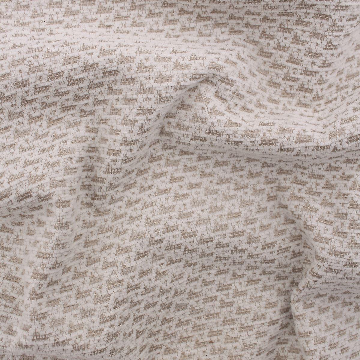 Cherub Marfil Boucle sarga tejido de terciopelo Ovillada Chenille Tela de tapicería