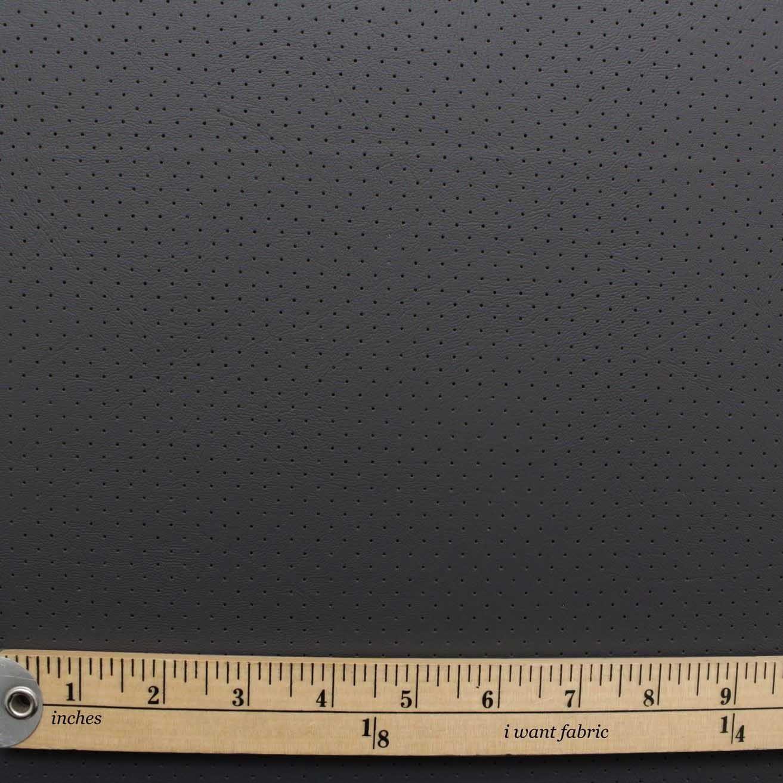 Off White Ivory Perforated Headlining 4 Mm Scrim Foam