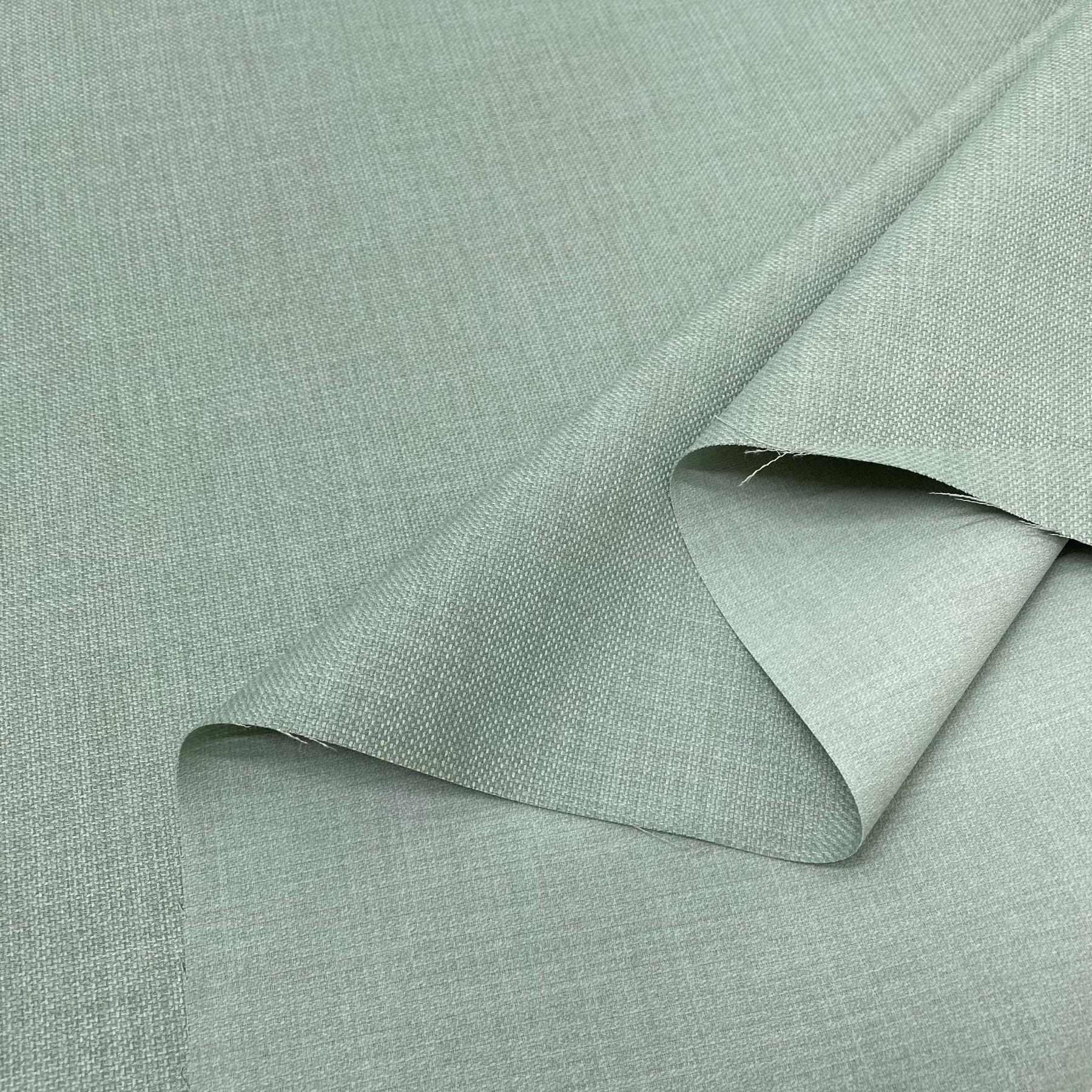 6 Yards Grey Chenille Fire Proof Upholstery Cotton Material Fire Retardant Camper Sofa Fabric