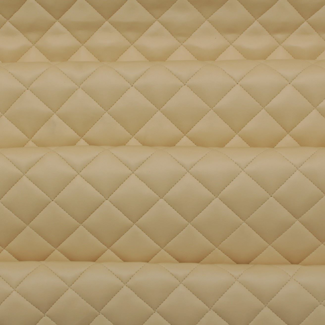 Leather cushion texture - Quilted Leather Faux Leather Diamond Padded Cushion Interior