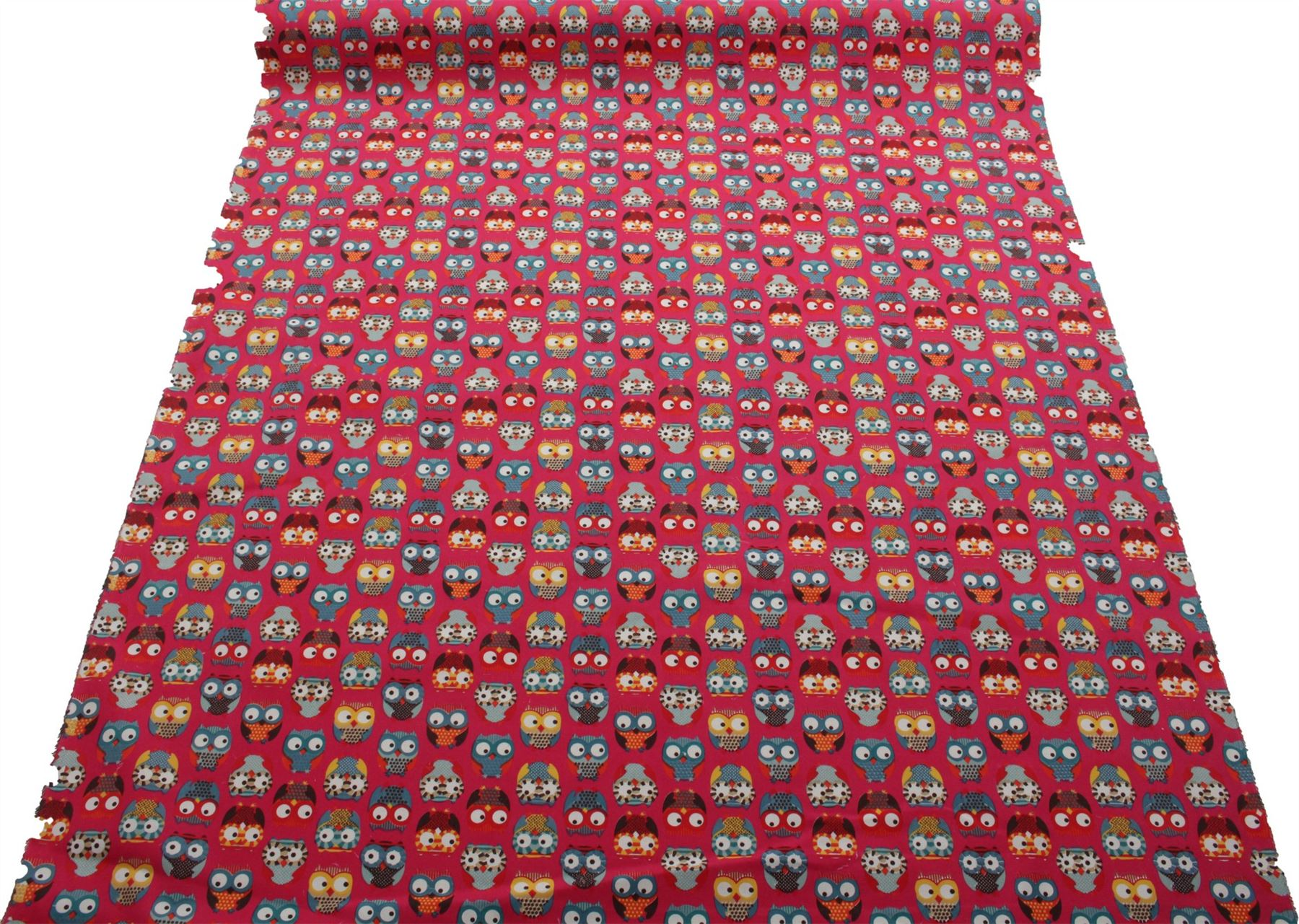 thumbnail 15 - 100% Heavy Cotton Panama Printed Childrens Curtain Cushion Upholstery Fabric