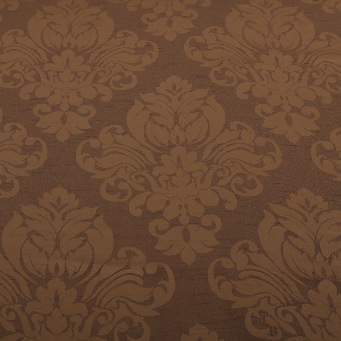 FLORAL-DAMASK-FAUX-SILK-JACQUARD-CURTAIN-UPHOLSTERY-FABRIC-MATERIAL-12-COLOURS thumbnail 23
